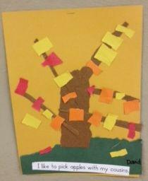 Keen On Kindergarten: Fall crafts!