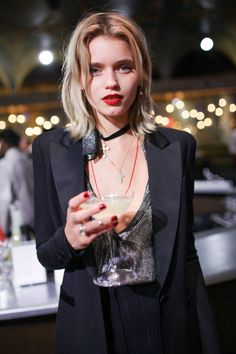 NYFW Parties - New York Fashion Week Fall 2014 - Elle