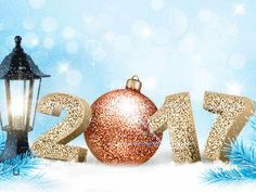 Happy New Year Gif, Messages For Friends, Nouvel An, Christmas Bulbs, Animation, Holiday Decor, Paradise, Gifs, Feelings