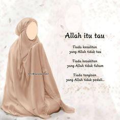 Allah Quotes, Muslim Quotes, Hijrah Islam, Doa Islam, Sabar Quotes, Unicorn Quotes, Quran Quotes Inspirational, Religion Quotes, Islamic Quotes Wallpaper