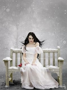 Explore amazing art and photography and share your own visual inspiration! Narrative Photography, Conceptual Photography, Photoshop Projects, I Love Winter, Snow Fashion, Winter Beauty, Love Photos, Amazing Photos, Photo Manipulation