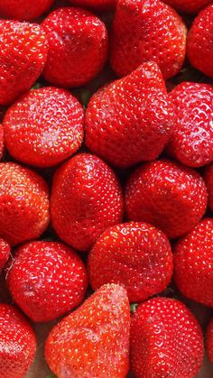92c43312d Red Aesthetic, Fruits And Vegetables, Strawberry, Food And Drink, Sweet  Like Candy
