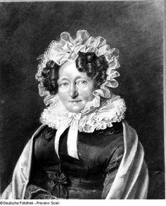 Charlotte Baronin von Laur-Muenchhofen - aka Charlotte von Stoltzenberg, married to Adolf Julius Lauer (Lauer von Muenchhofen) She was also married to Friedrich Heinrich von Brandenburg-Schwedt a preussian Prince and had a son with him as well.