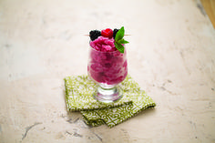 Double Berry Chiller Recipe │A delicious frozen blackberry chiller that's great for the beach, by the pool or any spring or summer occasion! Tastefully Simple Recipes, Alcoholic Drinks, Beverages, Drink Specials, Blackberry, Chill, Berries, Frozen, Easy Meals