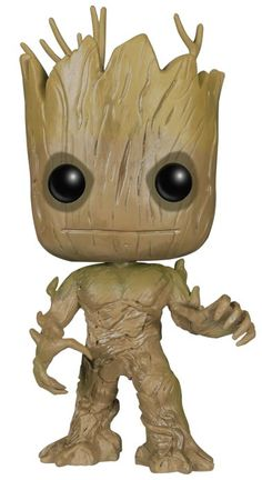 Guardians Of The Galaxy Groot Pop! Bobble - 550 points