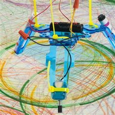 Make: Spinbot Kits | Maker Shed