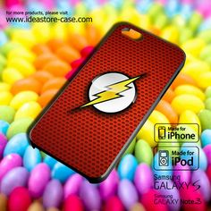 The Justice League The Flash Case for iPhone by hamamerajarela, $13.99