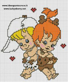 Baby Flinstones by syra1974.deviantart.com on @deviantART