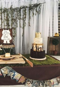 Where the Wild Things Are Birthday Party Ideas | Photo 2 of 18