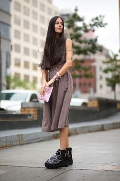 Gilda Ambrosio #GildaAmbrosio   NYC Style: Fashion Week from the Street