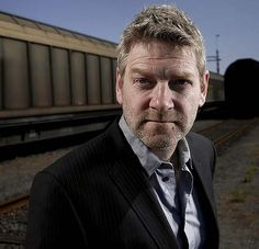 Wallander. Oh British tv...you always know how to have such good television series.