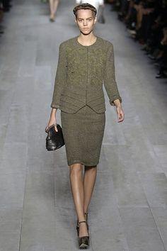 Christian Dior Spring 2007 Ready-to-Wear Fashion Show - Freja Beha Erichsen