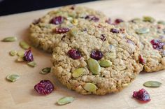 Recipe: A Blossom Bakery cookie you can eat for breakfast
