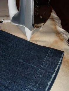 Jeans Hemming