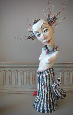 Portfolio 1 - gretel boose - ceramic and mixed-media art