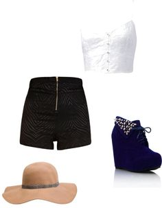 """""""summer city"""" by prepster-nyc1 ❤ liked on Polyvore"""