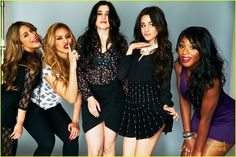 fifth harmony new faces of candies brand see ads bts pics 06