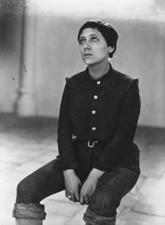 The Passion of Joan of Arc, Dreyer, 1928