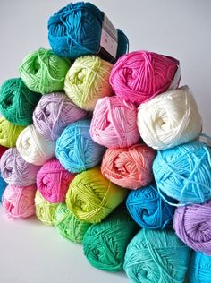 My Rose Valley  Yarn available to order