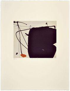 """Zhou Hao - """"No.173-f"""", Drypoint, 2008."""