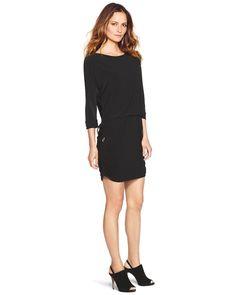 Shop for a Little Black Dress - White House   Black Market