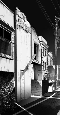 Francesco Lucchesi, Edoardo Fanteria, Simone Volpi, Valentina Raggi · Tokyo Residence