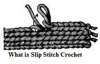 A website about Slip Stitch Crochet - a way of making fabric using only crochet slip stitches. One type of Slip Stitch Crochet is Bosnian crochet.