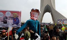 Hundreds Of Thousands Rally In Iran Against Trump, Chanting 'Death To America' | The Huffington Post