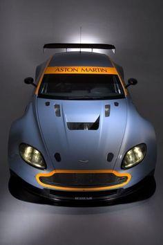 Aston Martin's Vantage GT2