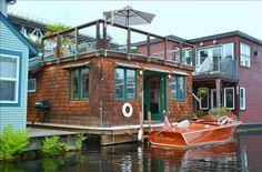 Seattle Houseboats                                                                                                                                                      More