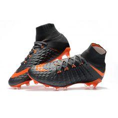 promo code 454ae 73c42 Billige Fodboldstøvler - udsalg fodboldstøvler med sok online! NIke  Hypervenom Phantom III DF FG orange ...