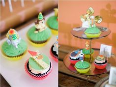 Nathan's Party Animals Themed Party – Dessert spread Party Animals, Animal Party, Cute Animals, What Is Great, Party Desserts, Party Themes, Birthday, Food, Pretty Animals