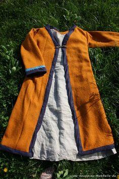 Rus' Kaftan made of wool and Linen
