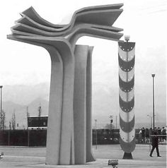 Jorge Dubón, Station 18, Untitled, Mexico CIty, 1968