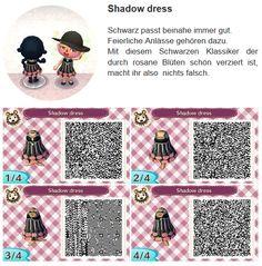 Shadow Dress by Hanne