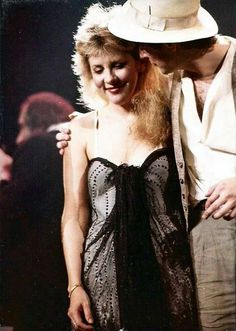 Stevie & Lindsey of Fleetwood Mac Mirage Tour