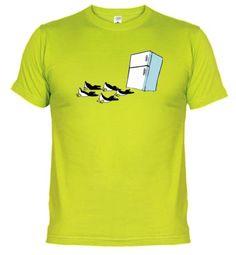 Camiseta Pingüinos