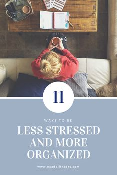 The new year brings new goals. This guide will help you be less stressed and more productive to reach your goals.