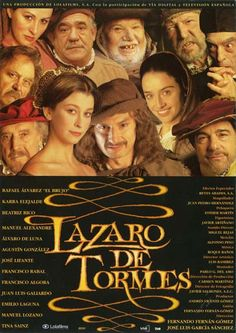 Lázaro de Tormes (2001) de Fernando Fernán Gómez y José Luis García Sánchez - tt0244624
