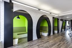 Houzz offices by ng interior design tel aviv u israel