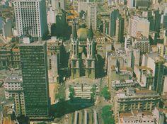 Sao Paulo - Praça da Sé - anos 70