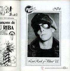 ROCK COMIX - Nº 2 - LOU REED & VELVET UNDERGROUND - 1976 - PORTADA NAZARIO - Foto 3