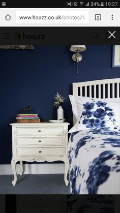 Dulux Sapphire Salute Bedroom Google Search Homesville