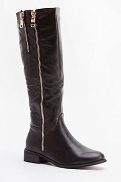 Womens Ladies Black Low Block Heel Zip Up Knee High Boots Size UK 6,7 New  Click On Link To Visit My Ebay Shop http://stores.ebay.co.uk/all-about-feet  Useful Info:  - Standard Size - Standard Fit - By Super Mode - Black In Colour - Heel Height: 1 Inch  - Inner Side Zip Fastening - Outer Side Zips Are Decorative Doesn't Go Up Or Down - Synthetic Leather Upper - Textile Lining  #boots #blackboots #kneehighboots #kneeboots #lowheel #black #zip #footwear #forsale #block #womens #ladies #ebay