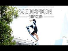 Caramelo // Hip Key Scorpion (Danza Aérea // Aerial Silks) - YouTube