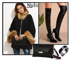 """""""SheInSide-XVIII/6"""" by dzemila-c ❤ liked on Polyvore featuring Sheinside and shein"""