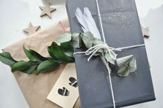 geschenke schön verpacken weihnachtsgeschenke verpacken