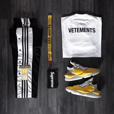Me gusta, 102 comentarios - Del Dope Outfits For Guys, Swag Outfits Men, Stylish Mens Outfits, Hype Clothing, Mens Clothing Styles, Mens Fashion Wear, Outfit Grid, Fashion Essentials, Swagg