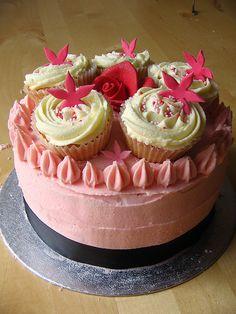 cupcake topped