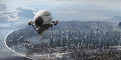 """""""Bangkok XXIII - Sky transport"""" by Julien Gauthier"""